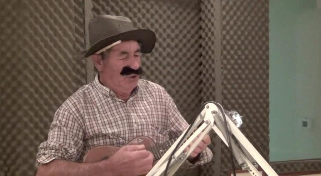 Sr. Quincas na Central FM
